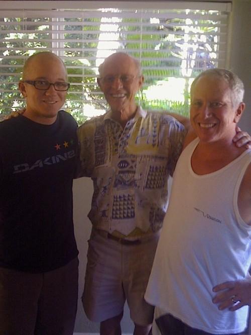 7-10_Ricky Grigg, Ryan, & Pat